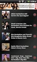 Screenshot of Keeping Up w/ Kardashians Intl
