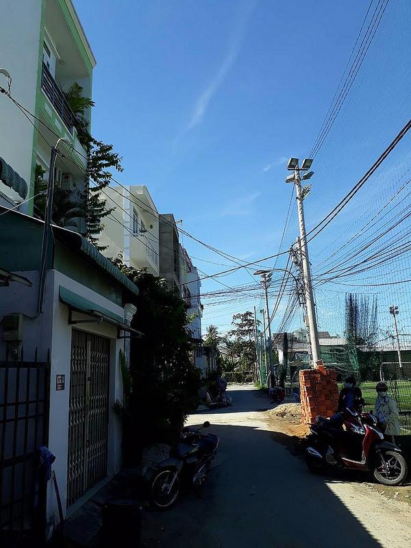 Bán nhà hẻm Lê Văn Sỹ Phường 13 Quận Phú Nhuận 003