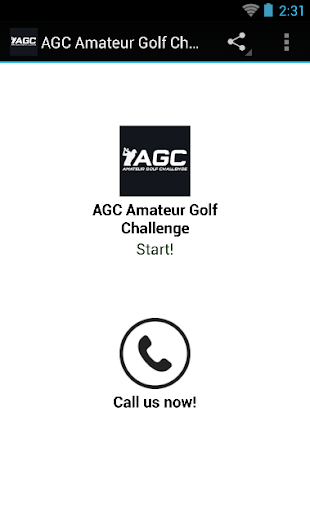 AGC Amateur Golf Challenge
