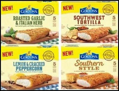 Gorton's Artisan Recipes