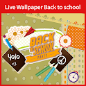 Back to School Live Wallpaper icon