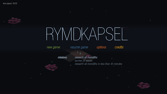 rymdkapsel - screenshot thumbnail