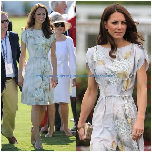 Kate Middleton The Foundation Polo Challenge (1)