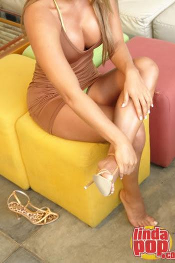 Milena Guzman Striptease Foto 43