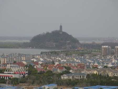 Imagini Zhenjiang: pagoda chinezeasca