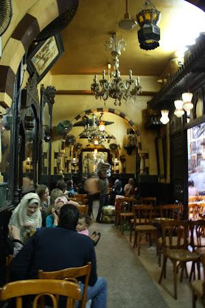 Ceainarie autentica Egipt