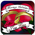 Calculateur de mariage Pro icon