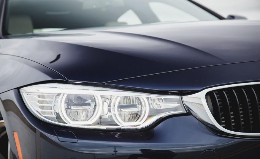 Ngoại thất xe BMW 420i Gran Coupe new model 05