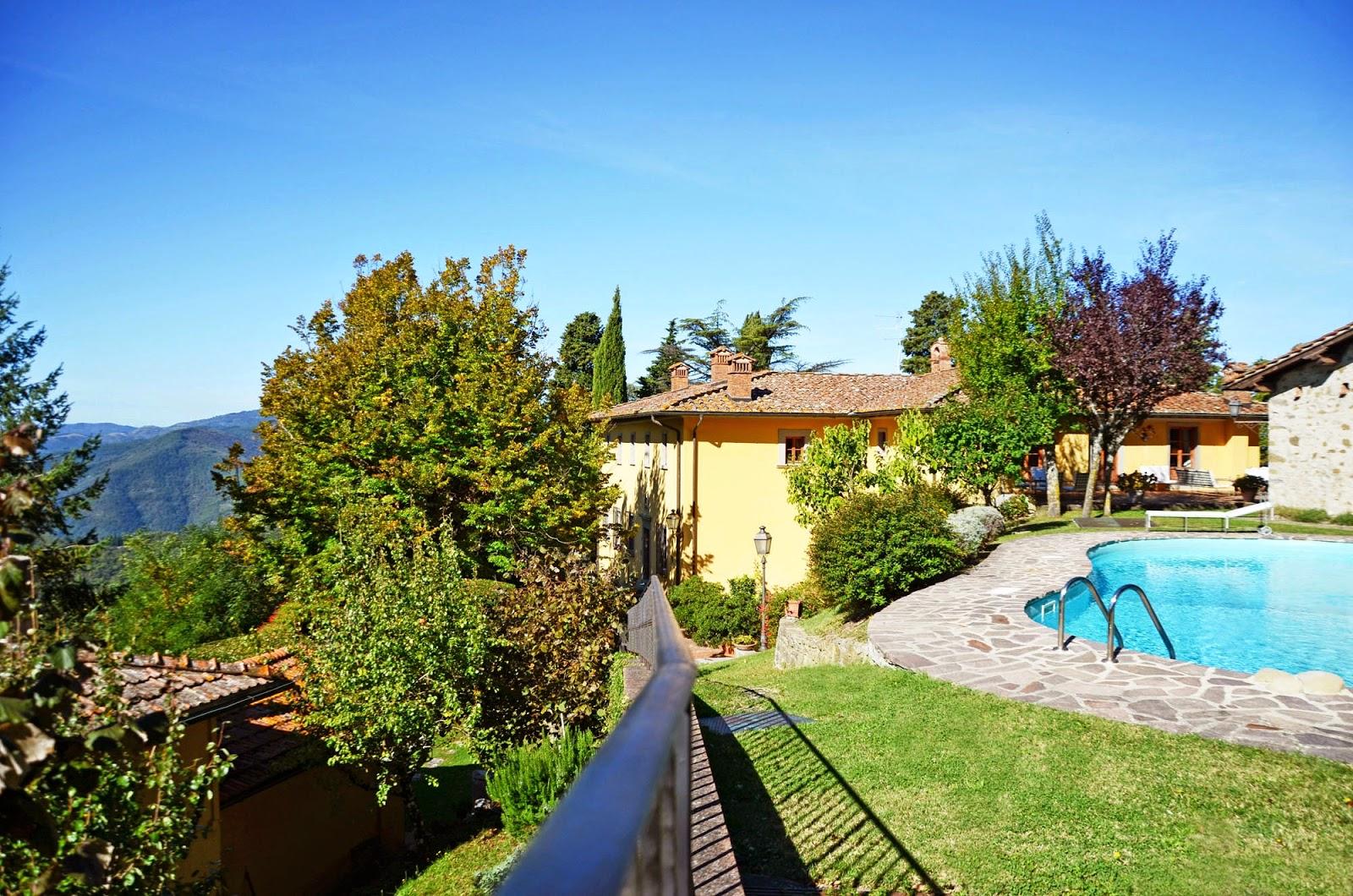 Villa Vicorati_Dicomano_2