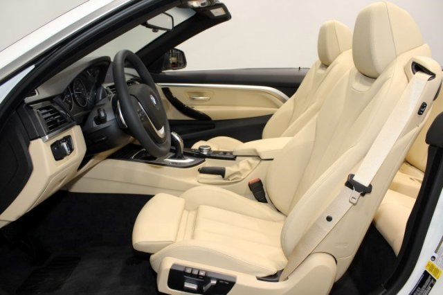 Nội thất xe BMW 420i Convertible new model 07