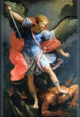 St Michael Archangel, by Guido Reni