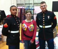 Marines and Maureen