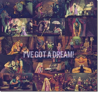 Tangled - I've got a dream