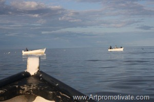 boats cod fishing atlantic