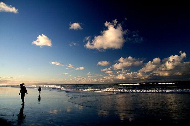 Byron Bay Beach - New South Wales - Australia