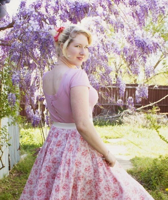 Mama style the 1950s way | Lavender & Twill