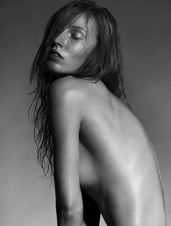 Really. was Nude girls with freckles