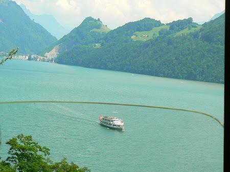 Obiective turistice Elvetia: Lacul celor 4 cantoane