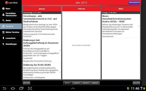 LexisNexis Newsmonitor- screenshot thumbnail