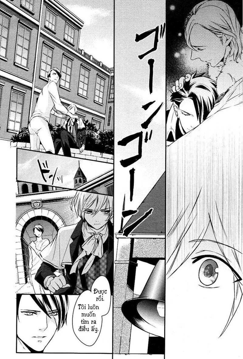 Makai Ouji: Devils and Realist Chap 013