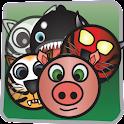 Jumping Porky logo