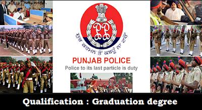 Police Recruitment 2016 Total Vacancies 725 Qualification Graduation degree Last Date 21st