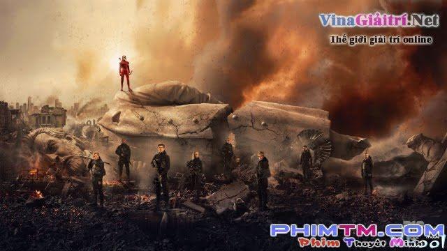 Xem Phim Húng Nhại Phần 2 - The Hunger Games: Mockingjay - Part 2 - sanphim.net - Ảnh 1