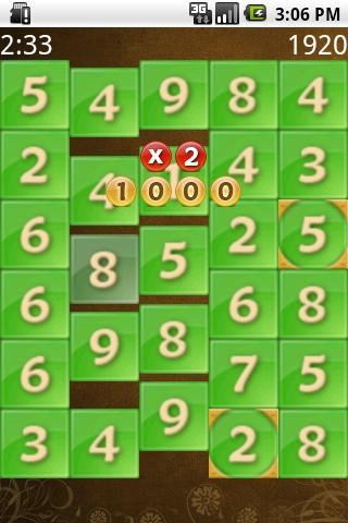 Number Cruncher - screenshot