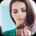 طرق علاج تساقط الشعر icon
