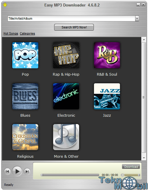 Easy MP3 Downloader v4.7.5.2 Full