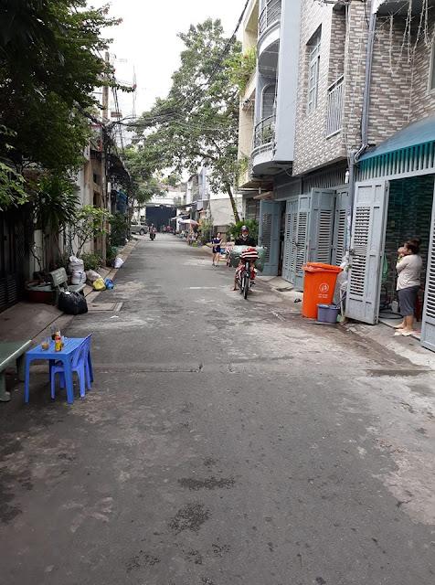 Bán nhà hẻm 8m Thoại Ngọc Hầu (gần Âu Cơ) Tân Phú 4x14m đúc 3.5 tấm giá 6.8 tỷ TL2