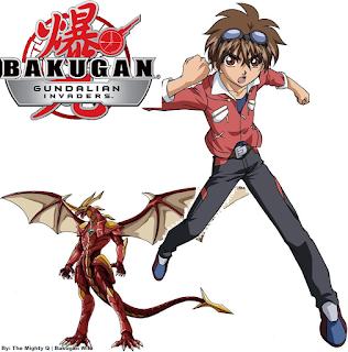 Xem Anime Chiến Binh Bakugan Phần 3 - Phần 3 Bakugan Kẻ Xâm Lăng Bakugan Battle Brawlers: Gundalian Invaders VietSub