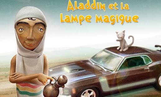 玩書籍App|Aladdin et la lampe magique免費|APP試玩