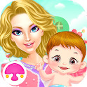 Newborn Baby Care-Girls Games icon