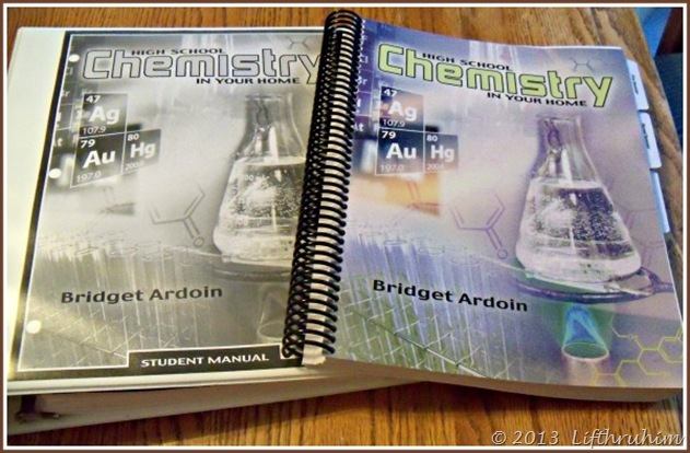 Science for High School Cover images