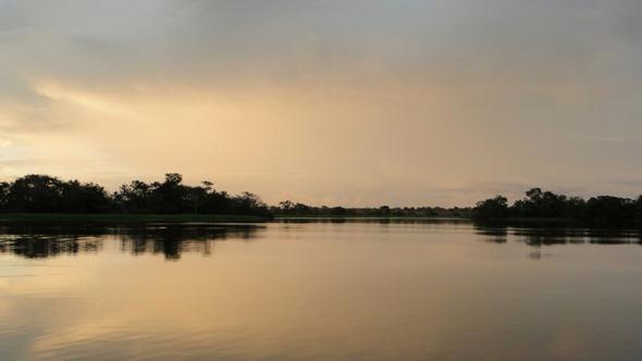 Lago Mamirauá