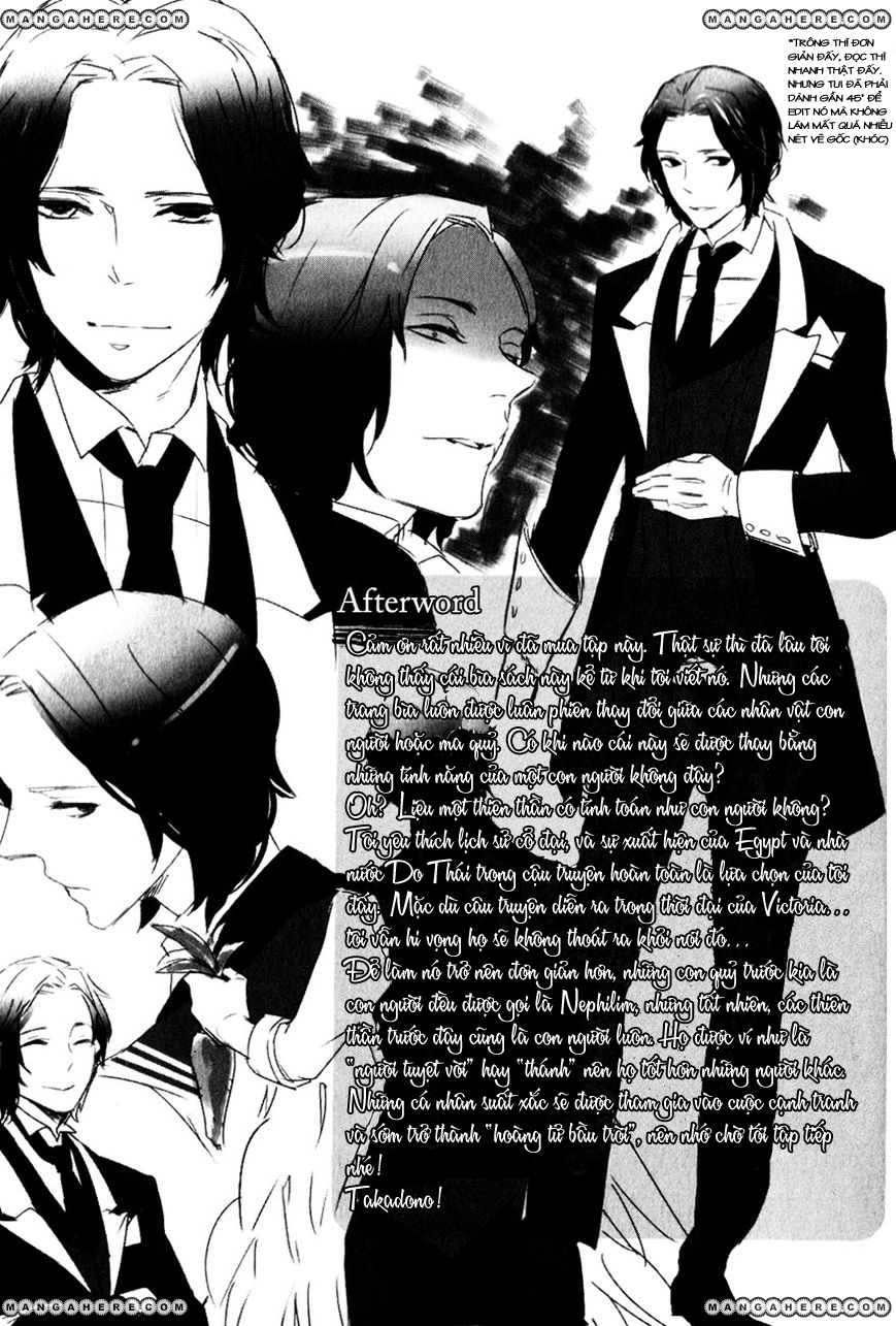 Makai Ouji: Devils and Realist Chap 021
