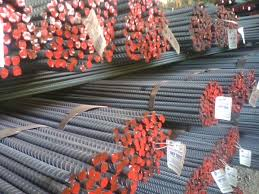 Gía sắt thép xây dựng tại tỉnh Bà Rịa - Vũng Tàu
