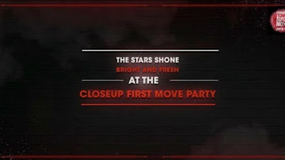 The freshest stars took the stage to make this CloseupFirstMoveParty the freshest