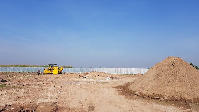 Bán đất thổ cư ngay chợ Bình Chánh - Quốc Lộ 1A. 2