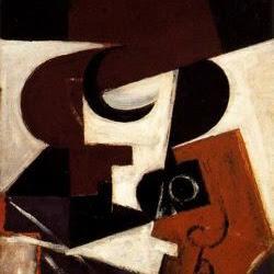 Juan Gris (1916): Compotier et verre. Galerie Louise Leiris. Paris. Francia.
