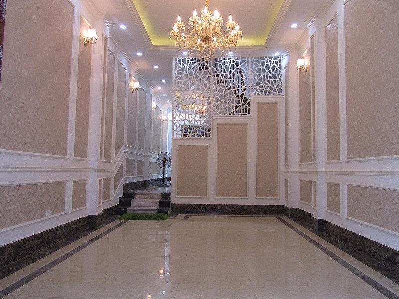 Bán Nhà Hẻm Hòa Bình Phường Hiệp Tân Quận Tân Phú 0010