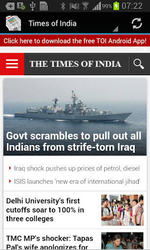भारत के समाचार पत्र - India