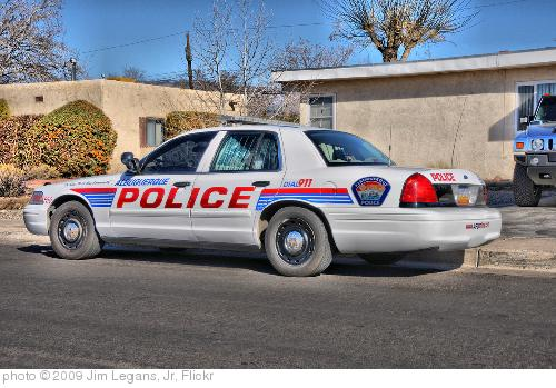 'APD car hdr' photo (c) 2009, Jim Legans, Jr - license: http://creativecommons.org/licenses/by/2.0/