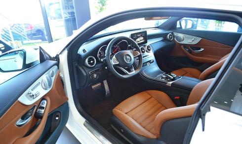 xe Mercedes Benz C300 Coupe 09