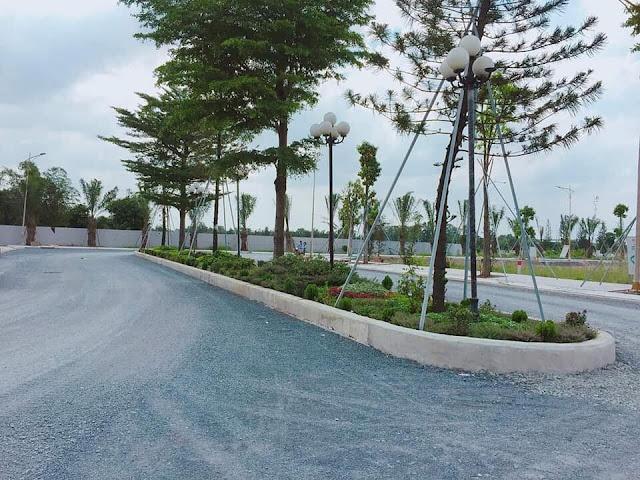 Bán đất thổ cư Huyện Bình Chánh, ngay Trung Tâm Hành Chính của Huyện Bình Chánh, giá 32 triệu/m2:-3