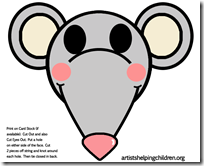 rats-masks-printables