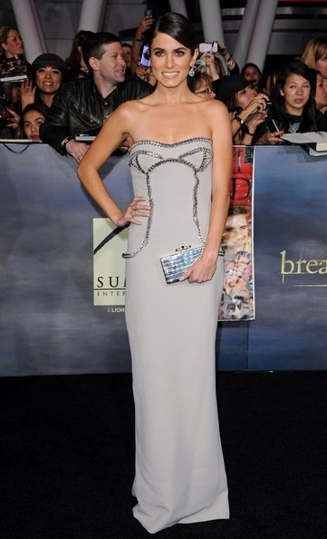Nikki Reed Twilight Saga Breaking Dawn Part 2