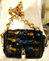 Marc Jacobs Sequin Sling Clutch