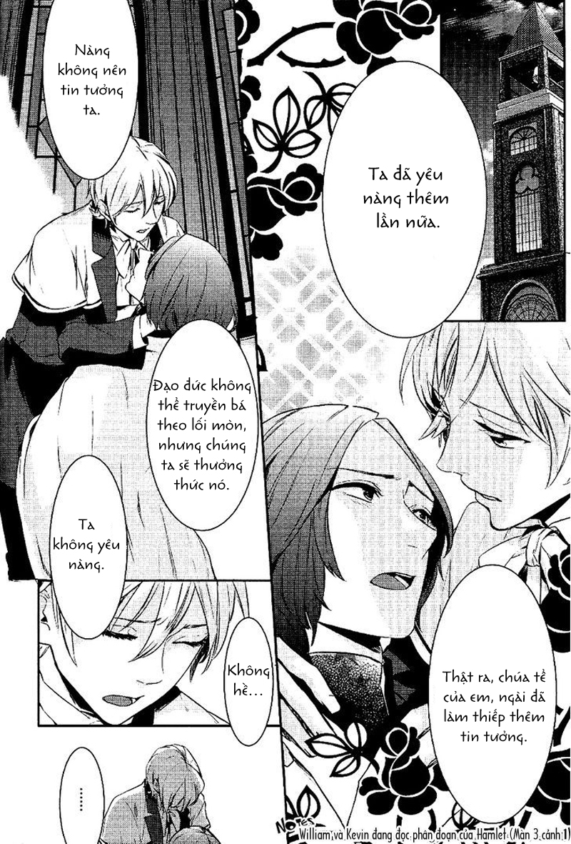 Makai Ouji: Devils and Realist Chap 020